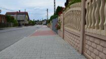 Zakończono przebudowę drogi powiatowej nr4514E wmiejscowości Ożarów