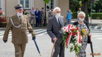 Wieluńskie uroczystości Święta Wojska Polskiego