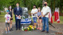 WWieluniu uczczono 78. rocznicę likwidacji wieluńskiego getta