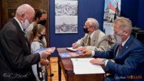 Wmuzeum odbyła się promocja nowych publikacji poświęconych bombardowaniu Wielunia