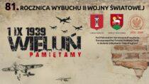 Program uroczystości 81. rocznicy wybuchu II wojny światowej
