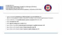 Inspektor Sanitarny wWieluniu wydał komunikat oaktualnym stanie zachorowań naCOVID-19