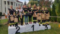Bardzo dobre wyniki jednostek zpowiatu wieluńskiego wII Lututowskim Biegu Strażaka
