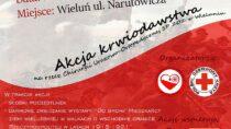 Akcja krwiodawstwa na rzecz Chirurgii Urazowo-Ortopedycznej SP ZOZ w Wieluniu