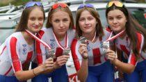 Wicemistrzostwo Polski dla młodziczek MLKS Wieluń