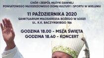 """""""Koncert papieski"""" w Łodzi"""