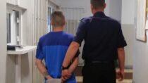 Do5 lat więzienia grozi dwóm mężczyznom zagroźby ipozbawienie wolności