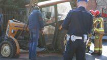 Policja apeluje: zachowaj ostrożność podczas prac polowych