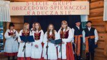 """Jubileusz 5-lecia Grupy Obrzędowo-Śpiewaczej """"Raduczanie"""""""
