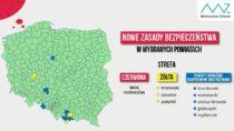 Odsoboty Polska wolna odczerwonej strefy. Powiat wieluński wzielonej