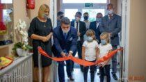 Uroczyste otwarcie nowo rozbudowanej Szkoły Podstawowej im.J. Jarczaka wGaszynie