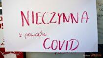 Przychodnia Medyk wWieluniu nieczynna zpowodu COVID-19