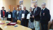 Zebranie Zarządu Wieluńskiego Koła Związku Kombatantów RP iBWP