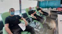 """13,5 litra krwi zebrano wramach akcji """"Ognisty ratownik – gorąca krew"""""""