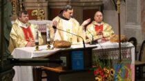 WCzarnożyłach odbyły się Dożynki Gminno-Parafialne 2020
