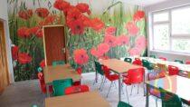 Zakończył się remont stołówki wPublicznej Szkole Podstawowej wCzarnożyłach