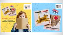 """Mała książka – wielki człowiek"""" czyli Bezpłatna Wyprawka Czytelnicza dla każdego przedszkolaka"""
