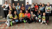 Las wsłoiku czyli warsztaty WDK dla uczniów szkół podstawowych