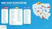 Zapadła decyzja: powiat wieluński powraca dożółtej strefy