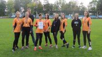 Mistrzostwa Powiatu Wieluńskiego wsztafetowych biegach przełajowych wramach Licealiady 2020/21