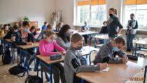 WKatolickim Liceum Ogólnokształcącym wWieluniu odbyły się warsztaty zemisji głosu