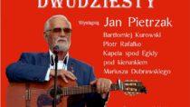 Koncert Jana Pietrzaka w Wieluniu