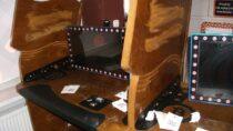 WWieluniu został zlikwidowany nielegalny punkt hazardowy