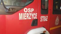 Włączenie Ochotniczej Straży Pożarnej wMierzycach doKrajowego Systemu Ratowniczo-Gaśniczego