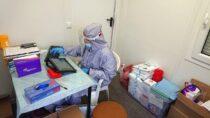 Terytorialsi wspierają medyków idostarczają łóżka doszpitala tymczasowego