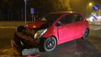 51-letni mieszkaniec powiatu wieluńskiego sprawcą wypadku wWalichnowach
