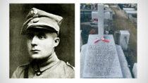 Wspomnienie oporuczniku Eugeniuszu Korwin-Małaczewskim – żołnierzu ipoecie w102. rocznicę niepodległości