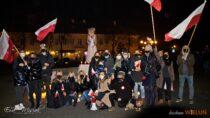 Kolejny protest kobiet wWieluniu. Tym razem zsymboliczną strajkową Zosią