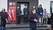WCzarnożyłach odbyła się konferencja prasowa dotycząca przebudowy DK nr45 relacji Wieluń – Złoczew
