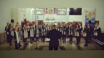 Wwieluńskiej kolegiacie odbył się Koncert Papieski