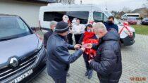 SOSW wGromadzicach iZSS wWieluniu mają nowe busy przystosowane doprzewozu osób niepełnosprawnych