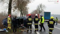 Poszukiwani świadkowie tragicznego wypadku naDK 43