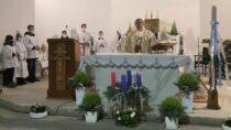 Uroczystość odpustowa wparafii św.Barbary wWieluniu