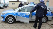 Wieluńska komenda policji ma nowy radiowóz