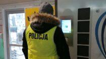 Dwaj mężczyźni zatrzymani zawłamania doautomatu