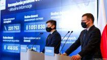 Minister Michał Dworczyk przedstawił pierwsze terminy szczepień