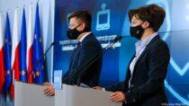 Minister Michał Dworczyk poinformował ozmianie kolejności szczepień
