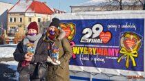 29. Finał WOŚP wWieluniu zradiowych licytacji ipuszek zebrał 152 813,74 zł.