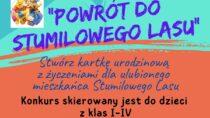 Biblioteka miejska wWieluniu ogłasza konkurs plastyczno-literacki dla dzieci