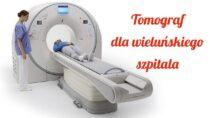 Wieluński szpital wzbogaci się odrugi tomograf komputerowy