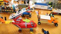 WDomu Kultury wOżarowie zagościła wystawa klocków LEGO