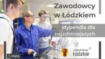 800 stypendiów dla najzdolniejszych uczniów zeszkół zawodowych wŁódzkiem
