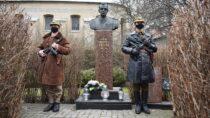 """Stowarzyszenie Historyczne """"Gloria Victis"""" uczciło wWieluniu Żołnierzy Niezłomnych"""