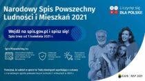 Od1 kwietnia rusza Narodowy Spis Powszechny Ludności iMieszkań 2021