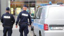 Wieluńscy policjanci ponownie sprawdzają przestrzeganie obostrzeń