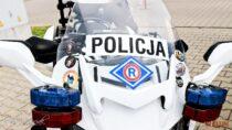 27-letni motocyklista poszkodowany wwypadku wWieluniu